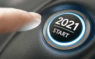 Vi oppsummerer 2020 - et år som vil gå inn i historien