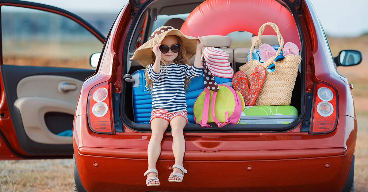 Ska du ut på bilsemester i sommar?